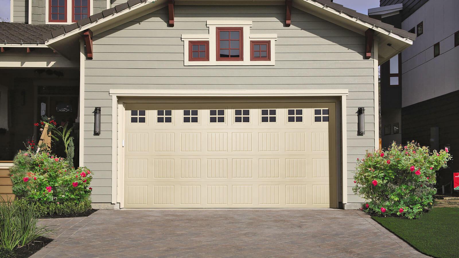 Durafirm Garage Door
