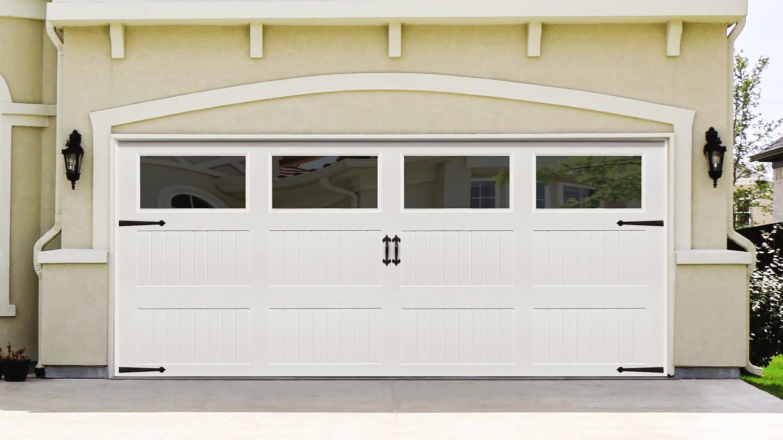 Impression Steel Garage Door